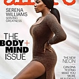 Serena in Allure's February 2019 Issue