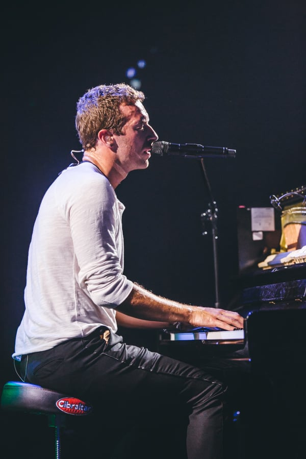 Coldplay at SXSW