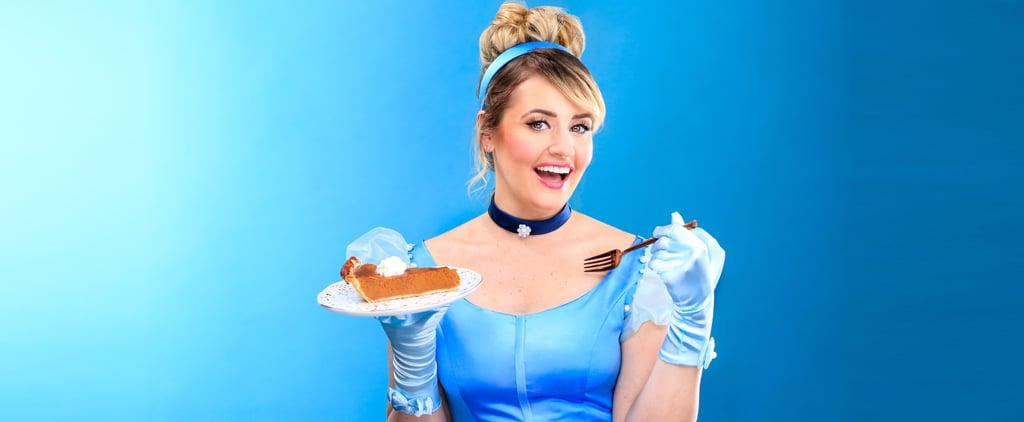 Cinderella Pumpkin Pie Recipe