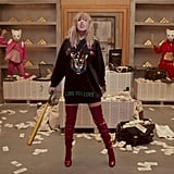Bank Robber Taylor Swift