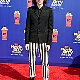 Finn Wolfhard at the 2019 MTV Movie and TV Awards