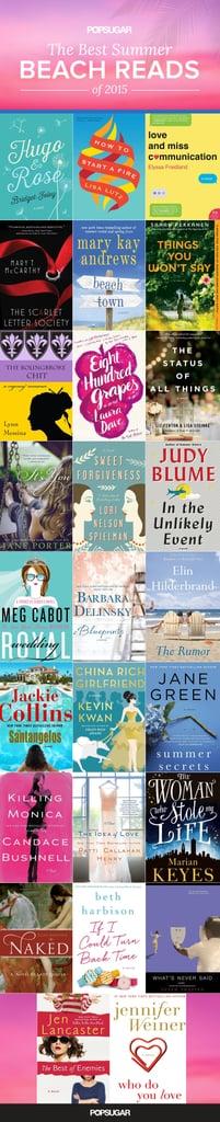 Best 2015 Summer Books For Women