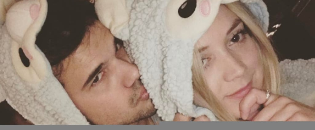 "Billie Lourd Gives a Shoutout to Her ""Number Onesie"" Taylor Lautner on His Birthday"