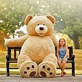 93-Inch Plush Bear