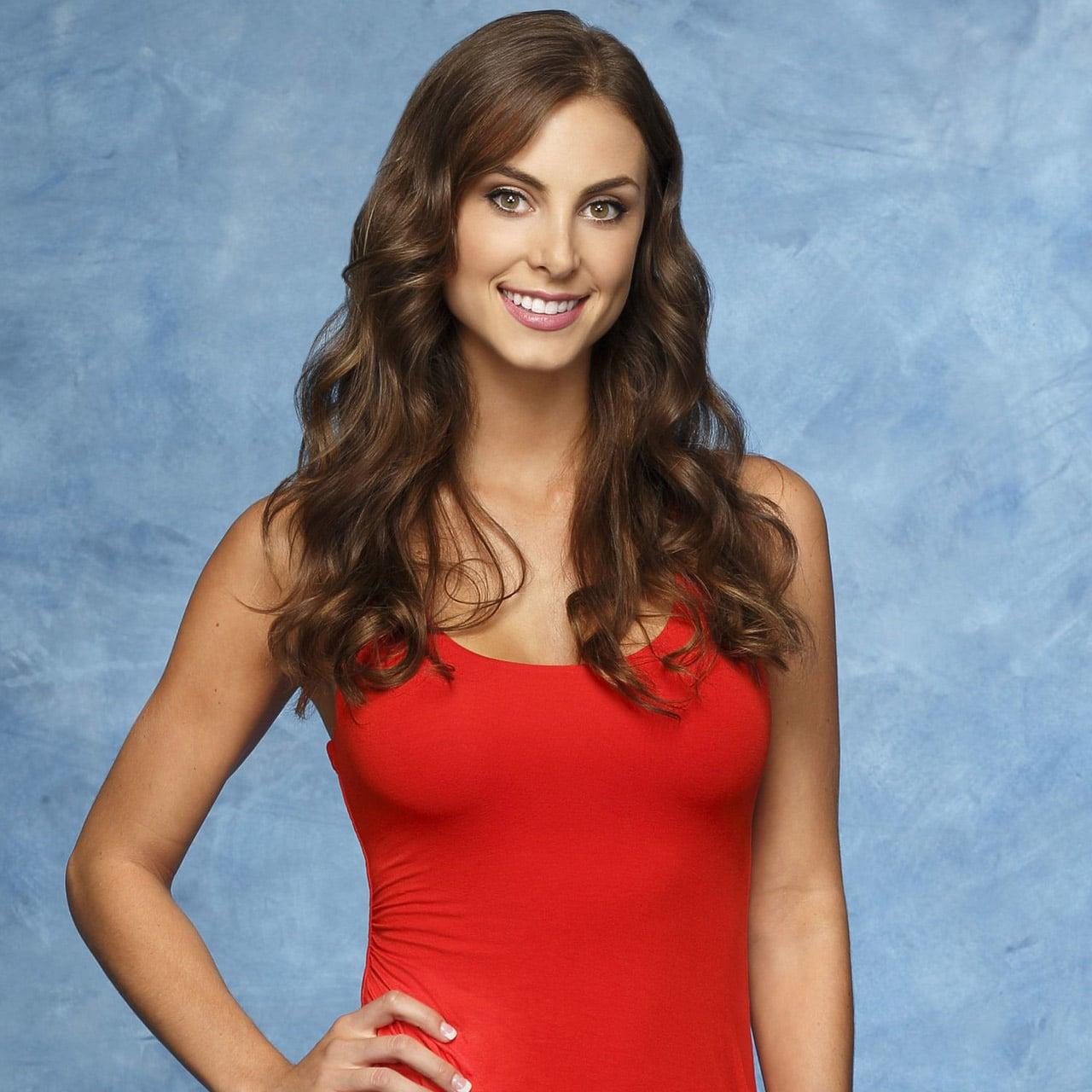 Cassandra from the bachelor 2018