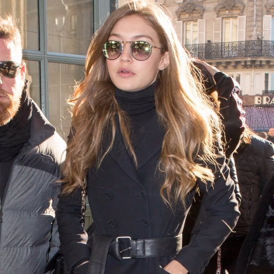 Gigi Hadid's Winter Coats