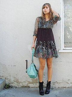 Look of the Day: Boho Nouveau