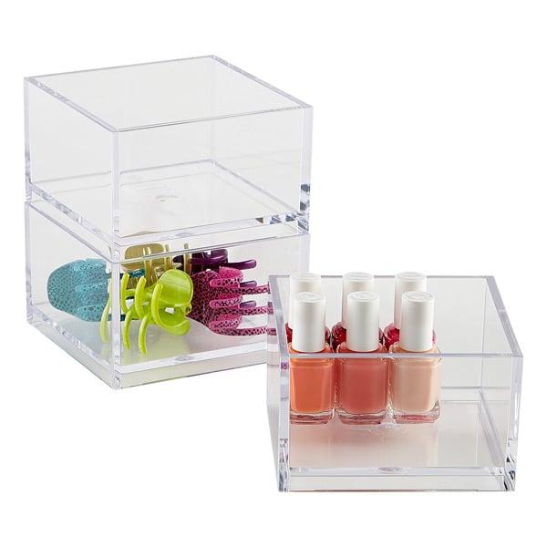 The Container Store Mini Stack Box