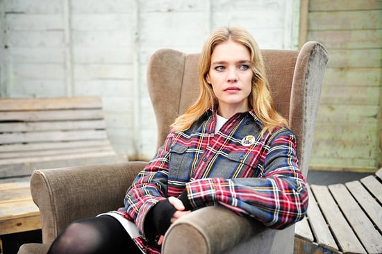 "Natalia Vodianova's App Elbi Turns ""Likes"" into Dollars for Charity"