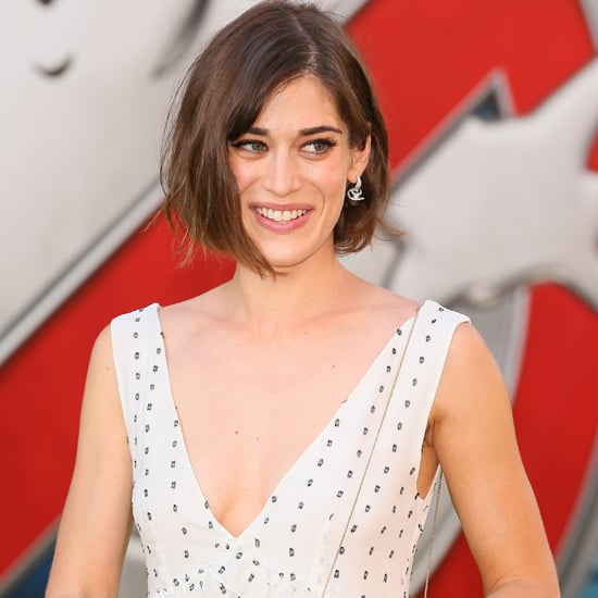 Lizzy Caplan's Engagement Ring