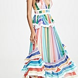 ROCOCO SAND Rainbow Long Dress