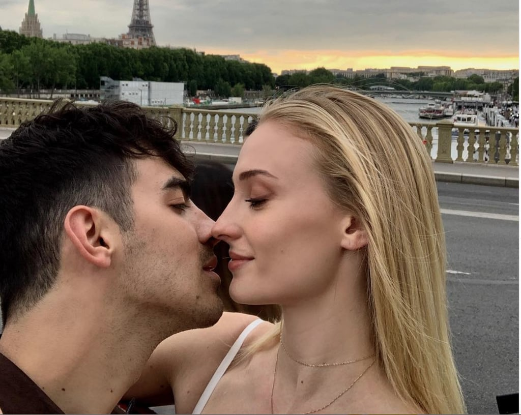 Joe Jonas and Sophie Turner in France June 2019 Pictures