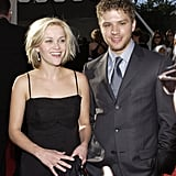 The pair walked the red carpet at the Screen Actors Guild Awards in March 2002.