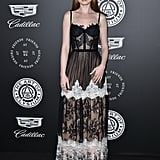 Madelaine Petsch at the Art of Elysium's 2018 Heaven Gala