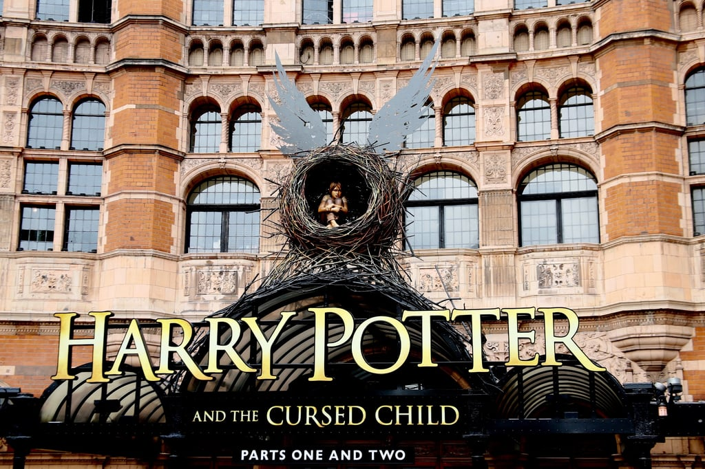 The Palace Theatre in London   Harry Potter Things to Do in the UK   POPSUGAR Smart Living Photo 40