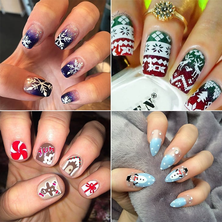 Holiday Nail Art Ideas 2015