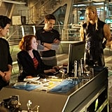 The Avengers Team Has Been Renovated