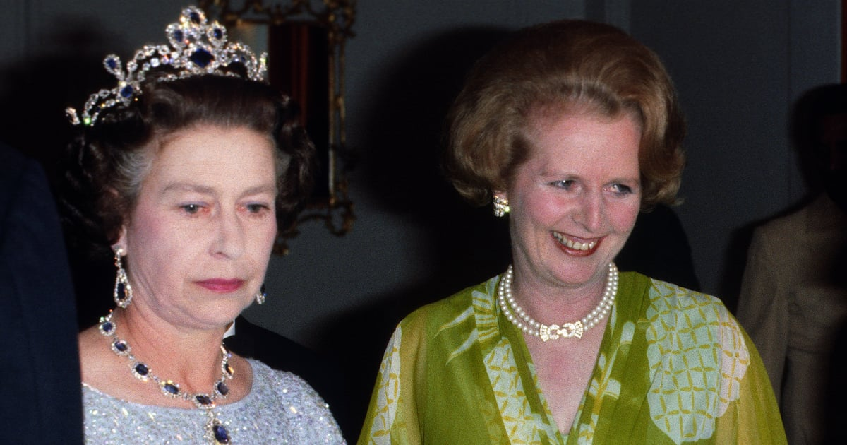 The Truth Behind Margaret Thatcher and Queen Elizabeth II's Complicated Relationship