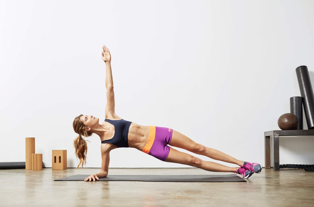Oblique Exercises Without Equipment