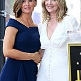 Judy Greer Cries When Talking About Jennifer Garner