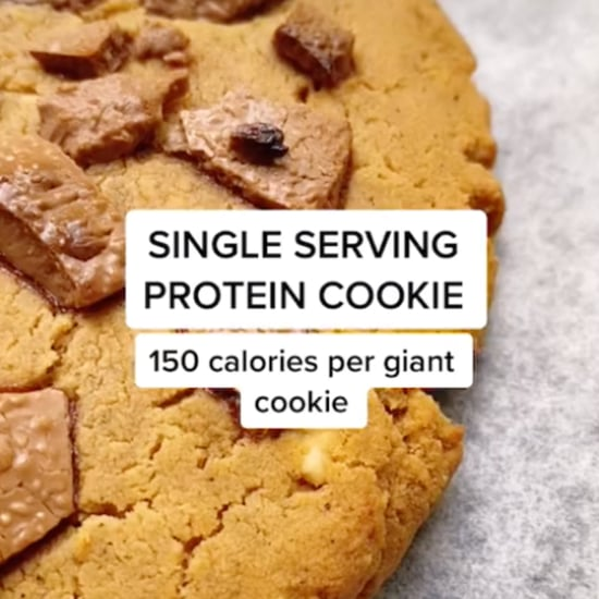 Protein Chocolate Chip Cookie Recipe on TikTok