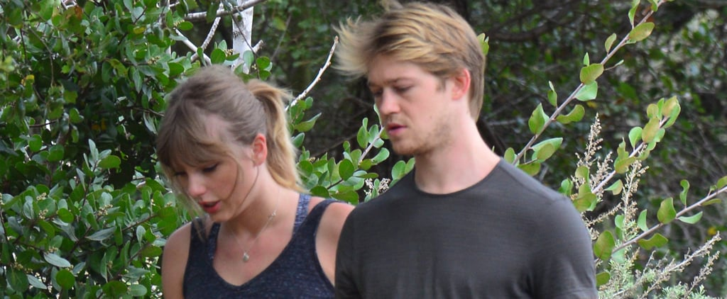 Taylor Swift and Joe Alwyn Pictures