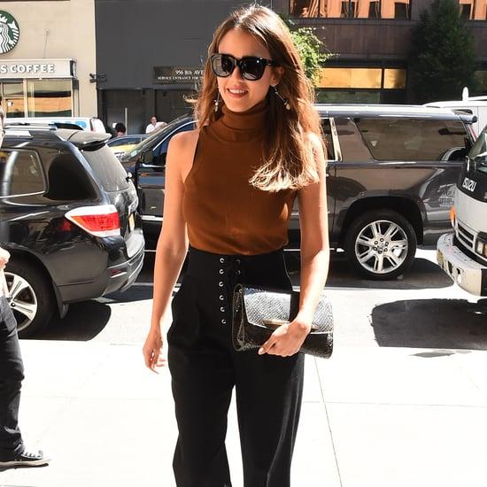 Jessica Alba's Best Street Style 2016