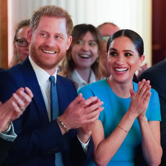 Harry and Meghan's Reaction to Proposal at Endeavour Awards