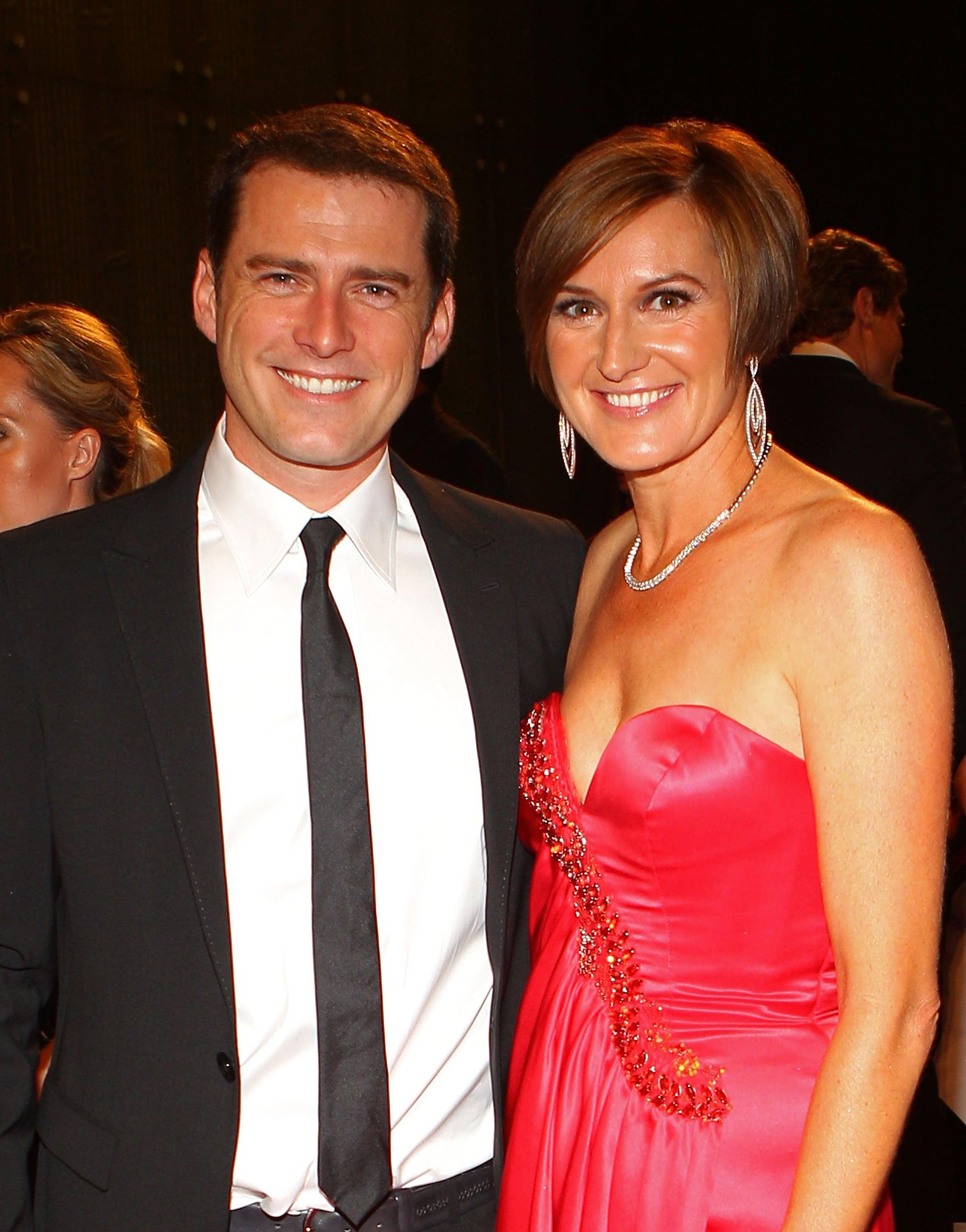 Has Karl Stefanovic Split From Wife Cassandra Thorburn