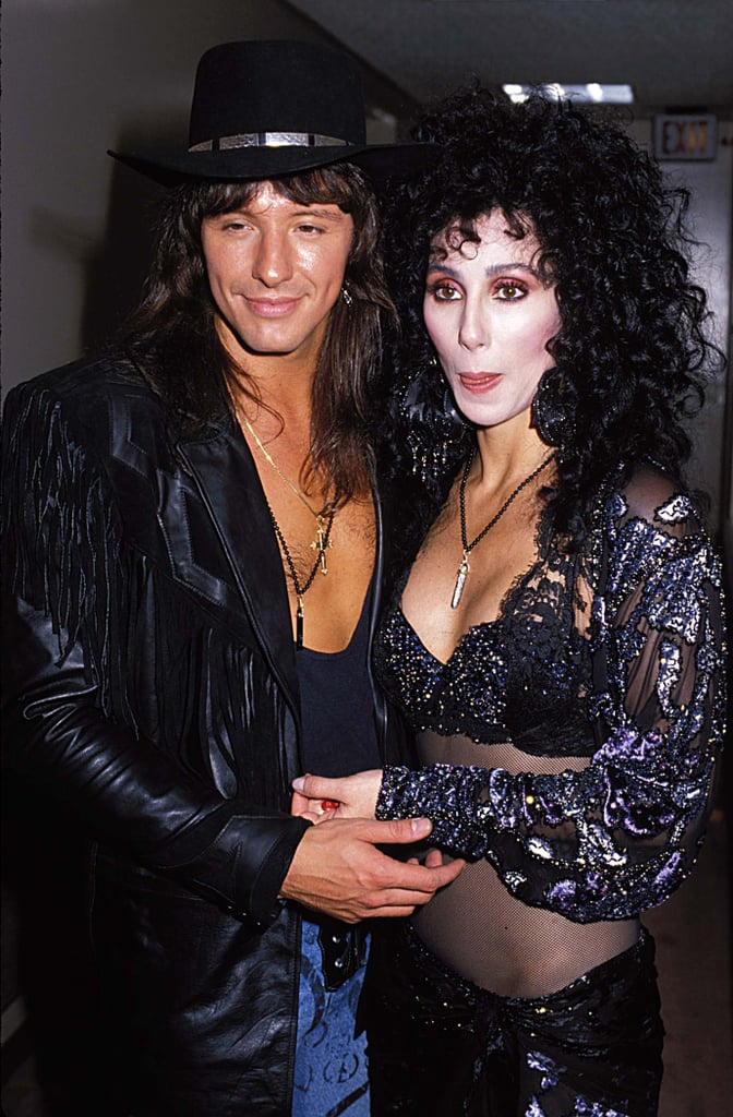 Cher and Richie