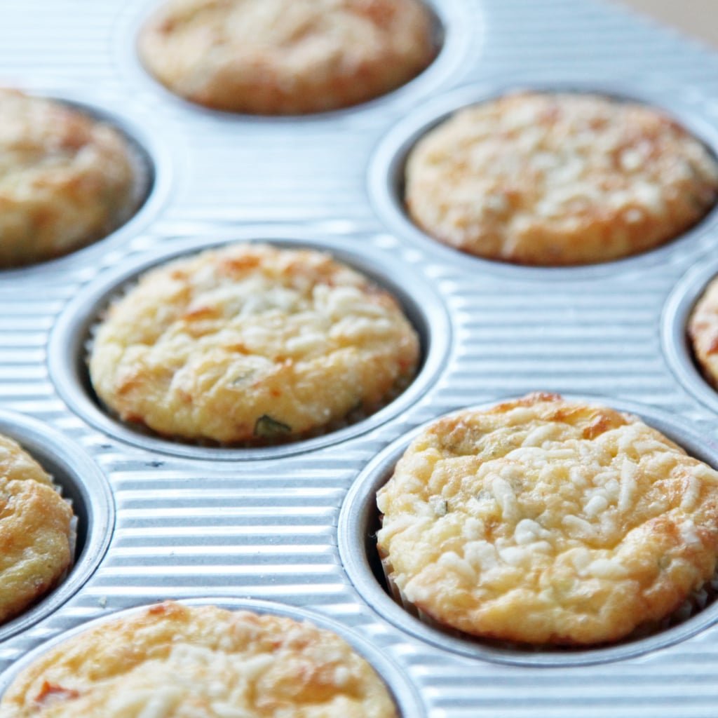 Cheese and Sun-Dried Tomato Savory Muffins