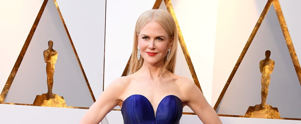 OMG — Nicole Kidman's Stunning Oscars Dress Came With a Giant Bow