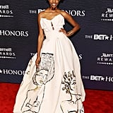 Kyemah McEntyre's Gown at the BET Honors