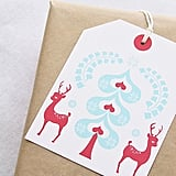 Eat Drink Chic's Holiday Jumbo Gift Tag