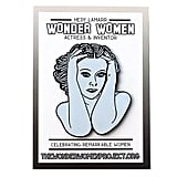 Hedy Lamarr Enamel Pin