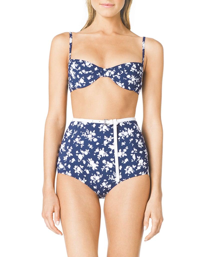 Michael Kors Retro-Style Bikini