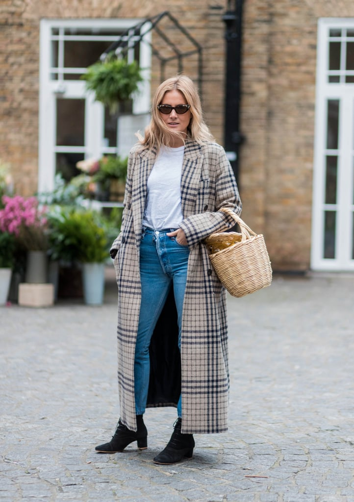How to Style Wicker Bags in Autumn