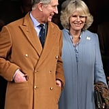 25 Cute Photos of Prince Charles and Camilla