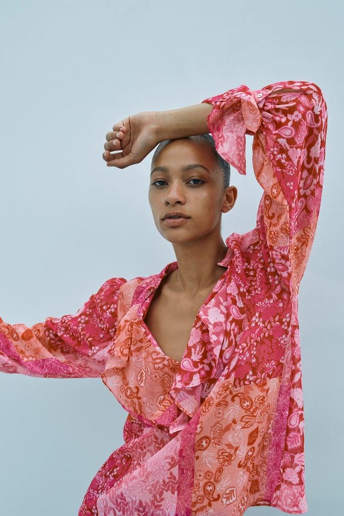 Best Work Tops From Zara