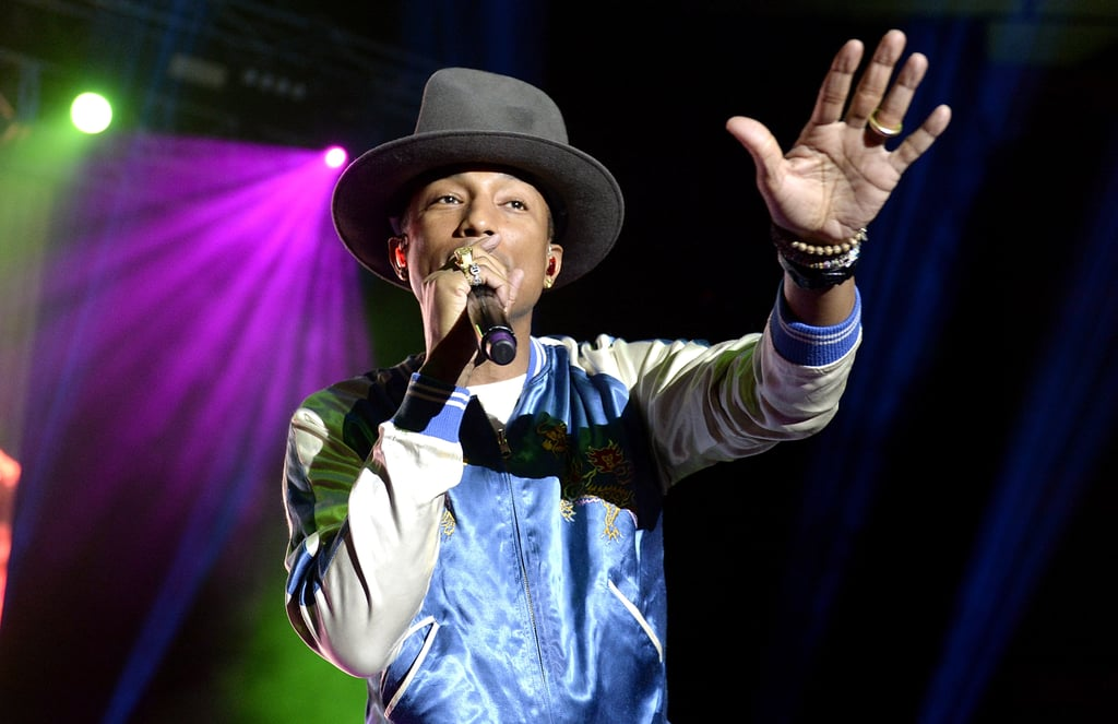 15 Pharrell Hits You Didn't Even Know He Made