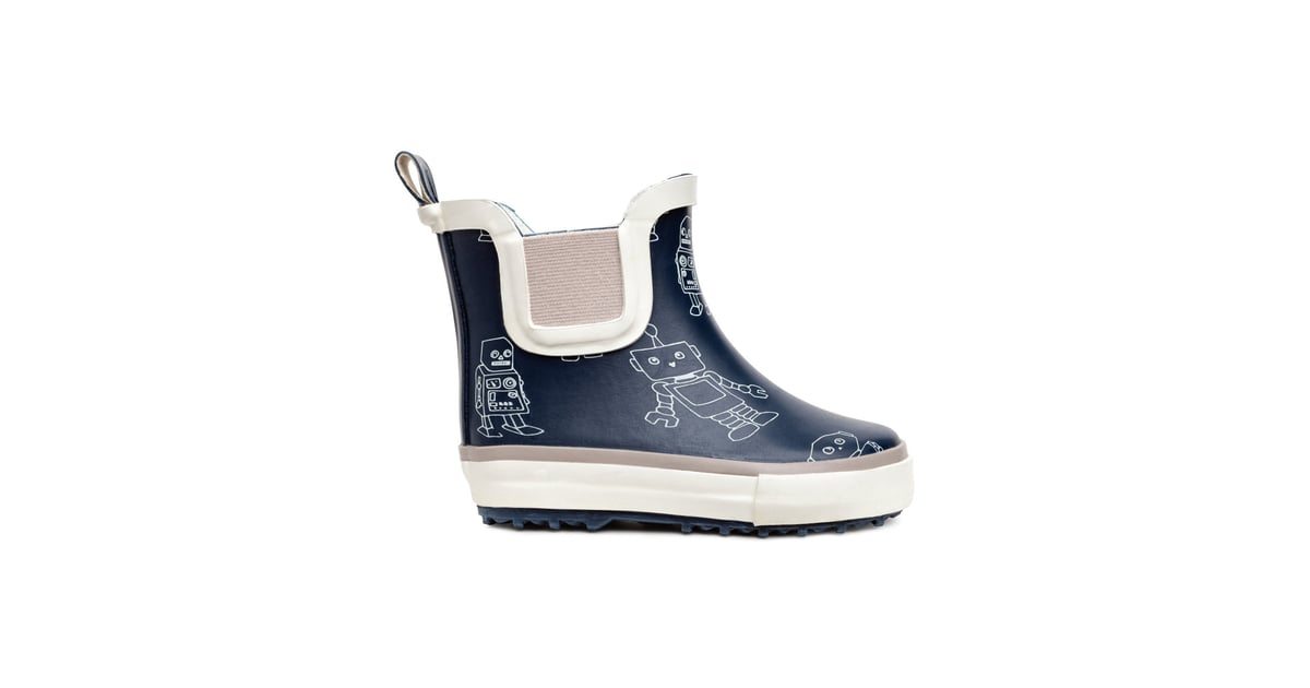 HM Patterned Rain Boots Rain Boots For Kids POPSUGAR Family Photo 60 Awesome Patterned Rain Boots