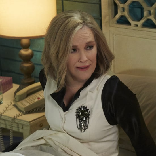 Celebrating Moira Rose's Pajama Vests on Schitt's Creek