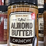Raw Crunchy Almond Butter