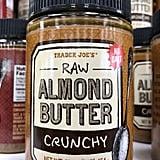 Trader Joe's Raw Crunchy Almond Butter