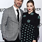 Thomas Sadoski Amanda Seyfried at The Last Word Event 2017