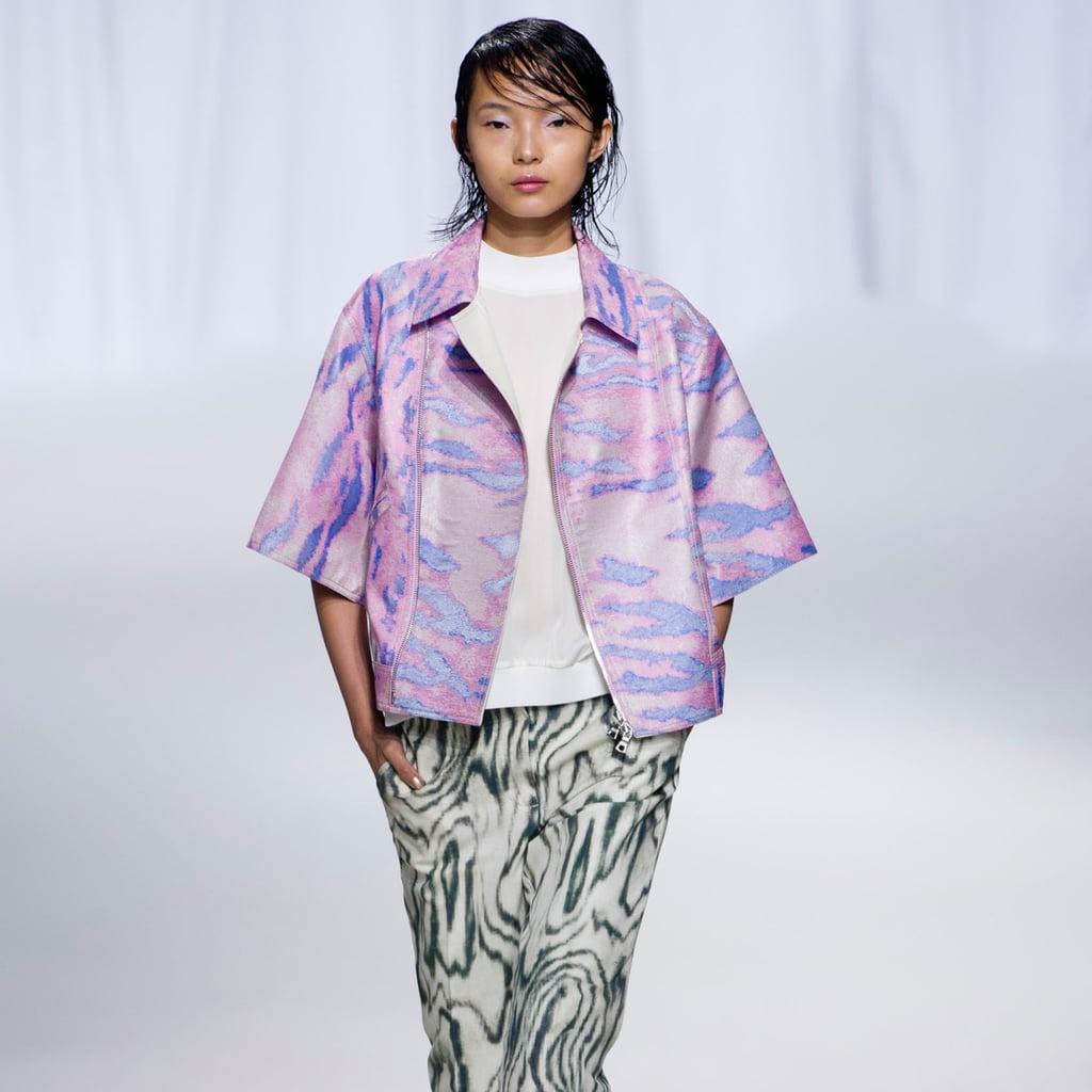2014 Spring New York Fashion Week Runway 3.1 Phillip Lim