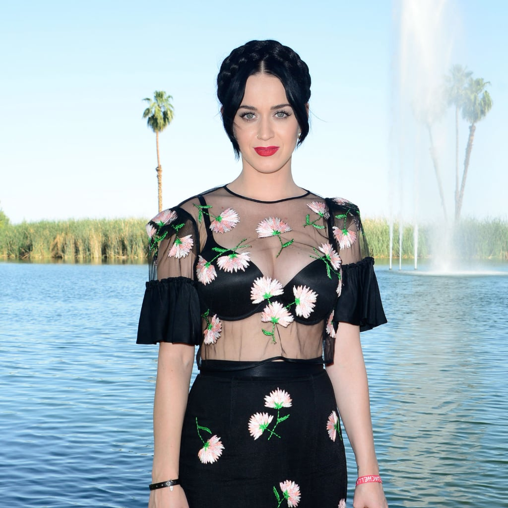 Katy Perry Just Landed a Cool New Campaign