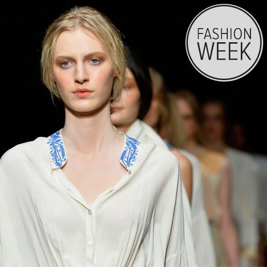 Runway Review & Pictures of Flannel SS 2014 MBFWA Show