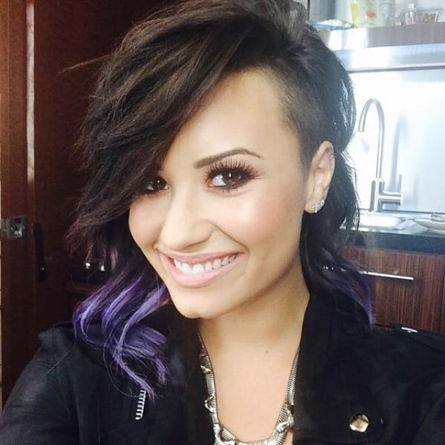 Demi Lovato Debuts Yet Another Hair Colour Update on Instagram