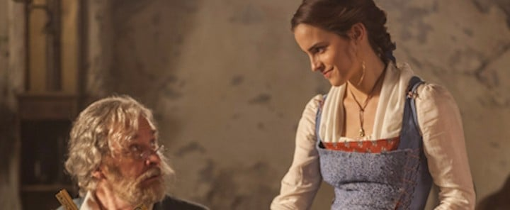 Emma Watson's Version of Belle Has a Boss-Lady Career